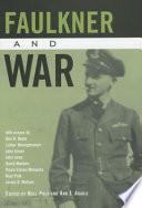 Faulkner and War Pdf/ePub eBook