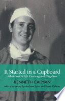 It Started in a Cupboard Book