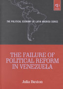 The Failure of Political Reform in Venezuela