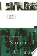 The Psychology of Social Class