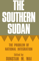 The Southern Sudan