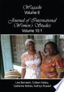 Wagadu Volume 6 Journal Of International Women S Studies Volume 10 1 Book PDF