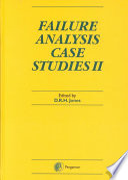 Failure Analysis Case Studies Ii Book PDF