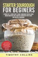 Pdf Starter Sourdough for Beginners