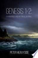 Genesis 1 2 A Harmonised And Historical Reading