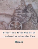 Selections from the Iliad