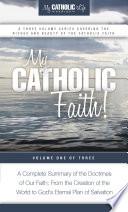 My Catholic Faith  Book