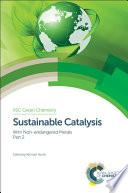 Sustainable Catalysis Book