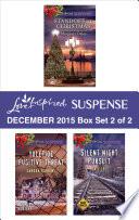Love Inspired Suspense December 2015   Box Set 2 of 2