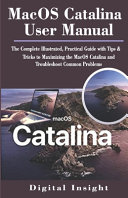 Macos Catalina User Manual