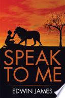 Speak to Me Book PDF