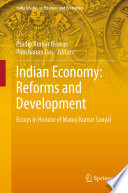 Indian Economy: Reforms and Development