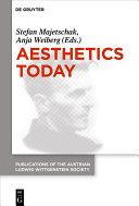 Aesthetics Today Pdf/ePub eBook