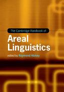 The Cambridge Handbook of Areal Linguistics