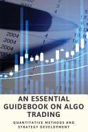 An Essential Guidebook On Algo Trading