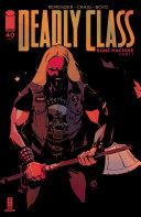 Deadly Class #40 Pdf/ePub eBook