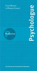 Pdf Profession psychologue Telecharger