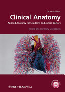 Pdf Clinical Anatomy Telecharger
