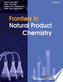 Frontiers in Natural Product Chemistry Book