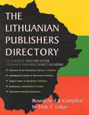The Lithuanian Publishers Directory