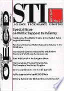 Sti Review Volume 1997 Issue 2 Special Issue On Public Transport To Industry