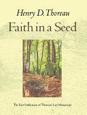 Faith in a Seed Pdf/ePub eBook