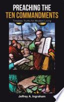 Preaching the Ten Commandments Book
