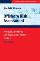 Pdf Offshore Risk Assessment