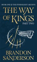 The Way of Kings Part Two Book