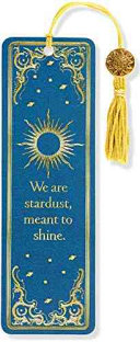 Celestial Beaded Bookmark