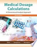 Medical Dosage Calculations