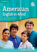 American English in Mind Level 4 Student s Book with DVD ROM