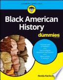 Black American History For Dummies