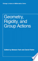 Geometry  Rigidity  and Group Actions