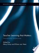 Teacher Learning That Matters