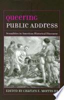 Queering Public Address
