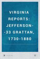 Virginia Reports