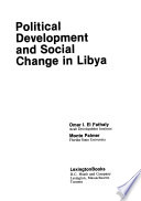 Political Development and Social Change in Libya
