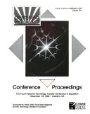 Technology 2003  The Fourth National Technology Transfer Conference and Exposition  Volume 2