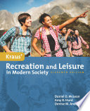 Kraus Recreation Leisure In Modern Society Book PDF
