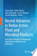 Recent Advances In Redox Active Plant And Microbial Products Book PDF