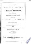 A Treasury  Or Storehouse of Similes Book