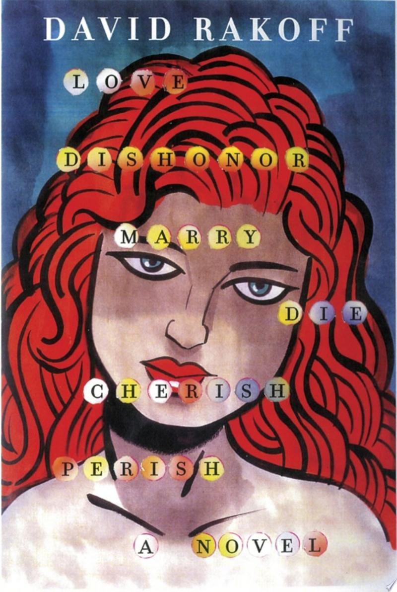 Love, Dishonor, Marry, Die, Cherish, Perish banner backdrop