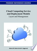 Cloud Computing Service and Deployment Models  Layers and Management Book