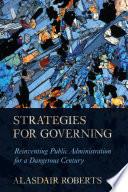 Strategies for Governing