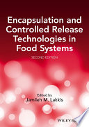 Encapsulation and Controlled Release Technologies in Food Systems Book