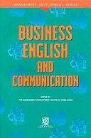 Business English and Communication