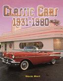 Classic Cars  1931 1980