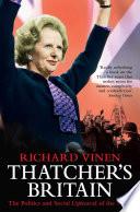 Thatcher s Britain
