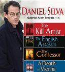 Pdf Daniel Silva GABRIEL ALLON Novels 1-4